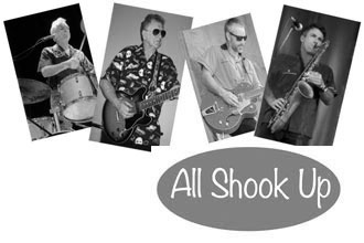 haze music rock and roll band geelong All Shook Up