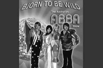 Bjorn To Be Wild the Australian ABBA show